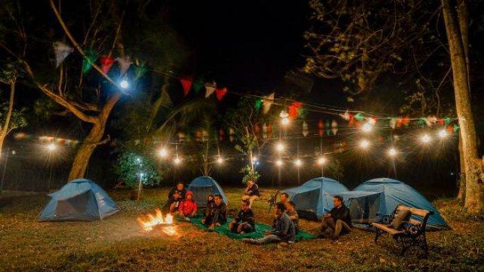 Wisata Selorejo Malang Dibuka Lagi Ada Area Camping Di Tepi waduk