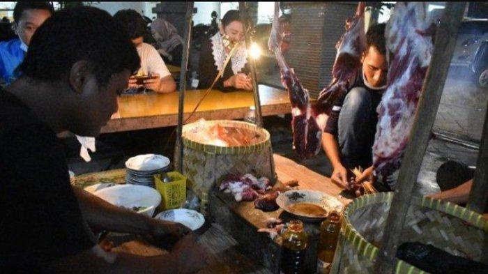 Sate Laler Alon-Alon Sidayu, Meski Dagingnya Kecil Tapi Bikin Pejabat Ketagihan