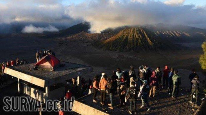 Liburan ke Gunung Bromo Selain Wajib Rapid Tesr Antigen, Ini Syarat Lainnya