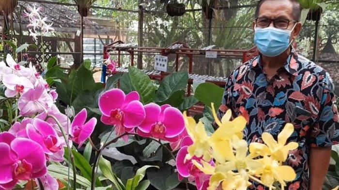 Wisata Kampung Anggrek di Lereng Gunung Kelud Kembali Dibuka