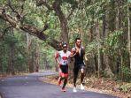Akhir Pekan Banyuwangi Gelar Alas Purwo Geopark Green Run