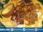 Harganya Bersahabat, Nasi Gandul Jadi Menu Favorit di Waroeng Pati Surabaya