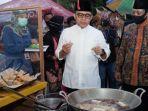 Kini Ada Pasar Kuliner Tahu Tradisional di Desa Gitik Banyuwangi