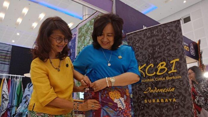 Ini 4 Hal yang Bisa Didapat di Komunitas Cinta Berkain Indonesia