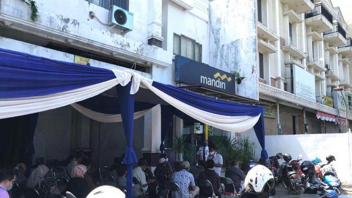Bank Mandiri Beri Edukasi Pentingnya Ubah Pin Kartu Debit/ATM Secara Berkala