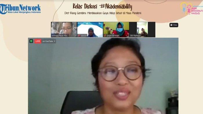 Kisah Penyintas Kanker Endri Kurniawati Menjalankan Diet Dengan Riang Gembira