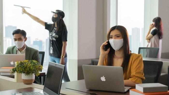 GoWork Buka di Surabaya, Wadahi Entrepreneur dan Start Up Tetap Berkarya di Tengah Pandemi