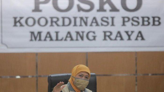 Gubernur Jatim Khofifah Kecewa Pada Aksi Viral Pedagang yang Buang Sayuran di Kabupaten Malang