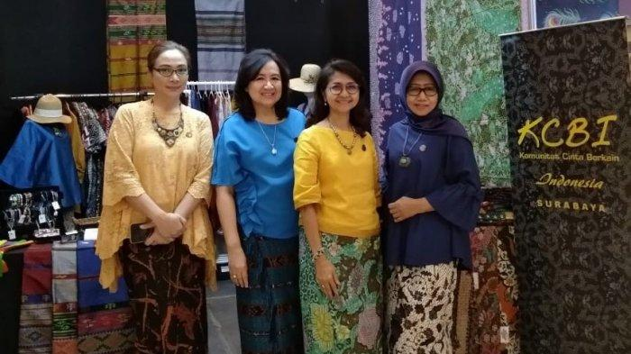 Komunitas Cinta Berkain Indonesia Biasakan Anggotanya Kenakan Kain Tanpa Dipotong