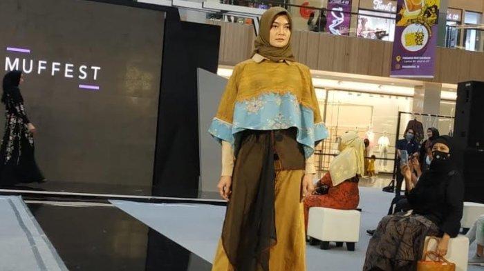 Usung Sustainable Fashion, Para Desainer Pamerkan Busana Muslim Upcycle dalam Muffest Surabaya 2021