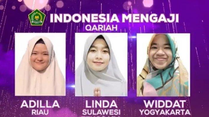 Segmen Indonesia Mengaji dalam Program Ramadan di Rumah Saja Indosiar Tuai Respon Positif
