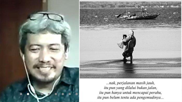 Yulius Widi Nugroho Kawinkan Fotografi Dengan Puisi