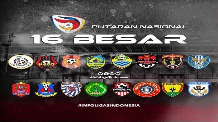 UPDATE Jadwal Babak 16 Besar Liga 3 Hari Ini, Ada Sleman United hingga Perseden Denpasar