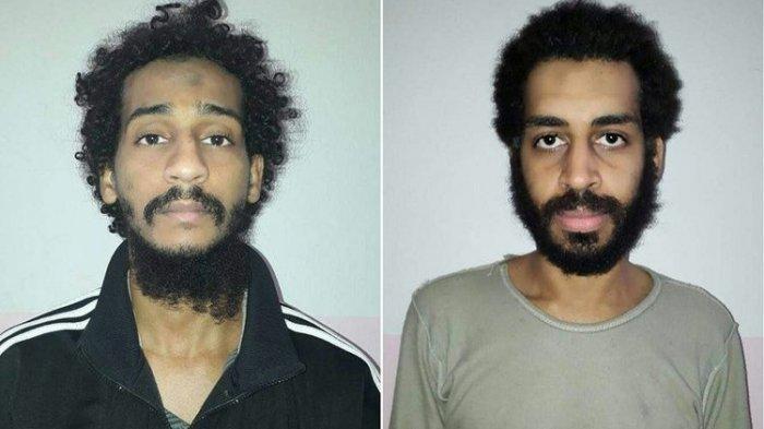 2 Anggota ISIS Berjuluk The Beatles Dijanjikan Tak Akan Dihukum Mati