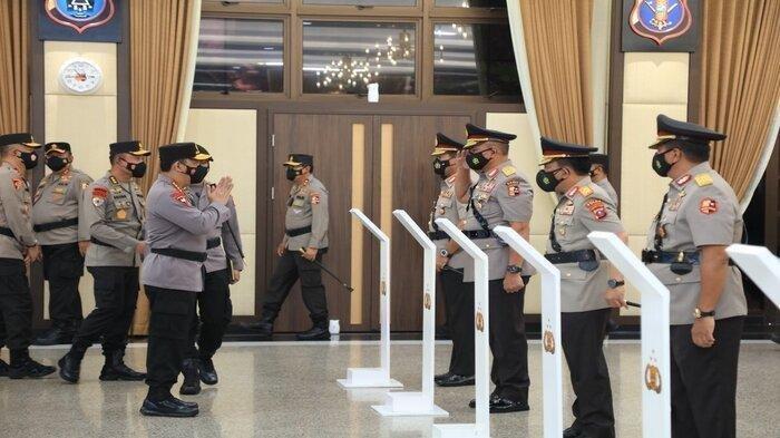 6 Perwira Tinggi Polri Naik Pangkat Hari Ini, Berikut Daftar Namanya