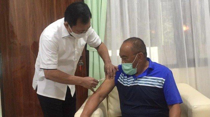 Vaksin Nusantara Tidak Dikomersilkan, Tak Perlu Izin Edar BPOM, Jokowi Dukung Penelitiannya