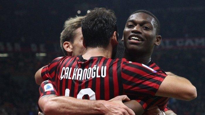 Kickoff 21.00 WIB, Simak Link Live Streaming AC Milan Vs Sampdoria Ini
