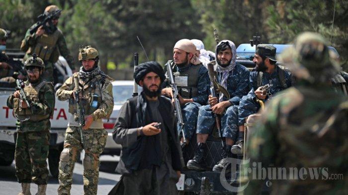 AS Perkirakan Perang Saudara akan Terjadi di Taliban dan Bisa Menjadi Awal Mula Kelompok Teroris