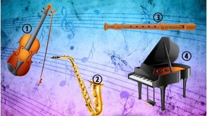 Tes Kepribadian: Pilih Alat Musik yang Kamu Suka, Temukan Bakat Spesial dari Dirimu