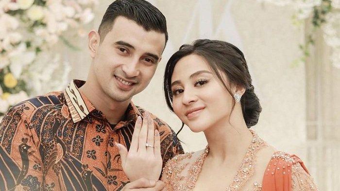 Sah! Ali Syakieb dan Margin Wieheerm Resmi Menikah, Intip Foto-fotonya