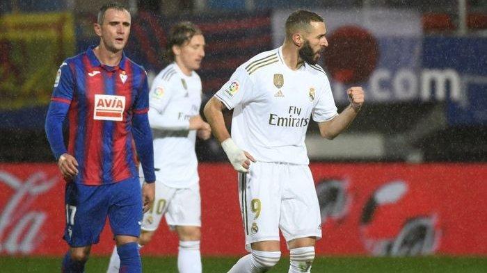 Kickoff 18.55 WIB, Simak Link Live Streaming Alaves vs Real Madrid di Liga Spanyol via MAXStream