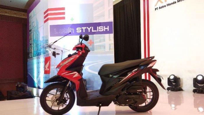 Resmi Rilis, All New Honda BeAT 2020 Dijual Mulai Rp 16 Jutaan, Dilengkapi Sasif eSAF!