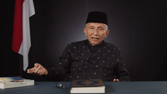 Deklarasi Partai Ummat 29 April: Amien Rais Jadi Ketua Majelis Syura, Sang Menantu Jadi Calon Ketum