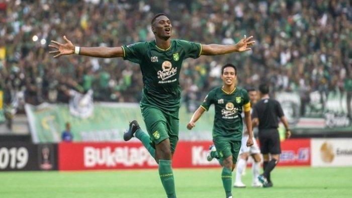 Resmi Tinggalkan Persebaya Surabaya, Amido Balde Dirumorkan Diminati Dua Klub