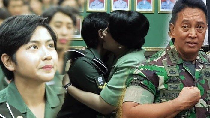 Kisah Anak Tukang Ojek Jadi Kowad TNI, Dulu Dibully Kini Tekadnya Dipuji Istri KSAD Andika Perkasa