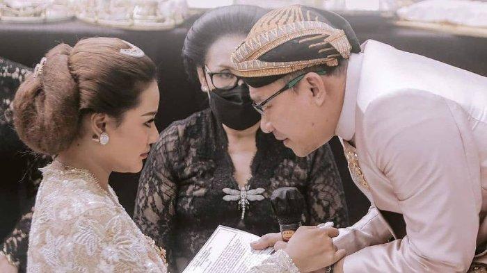 Anang Hermansyah Beri Kejutan Tak Terduga Jelang Pernikahan Sang Putri, Aurel Hermansyah: Nangis!