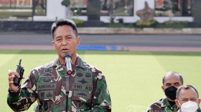 Pernyataan Jenderal Andika Perkasa Terbukti, Anak Penjual Teri Lulus Jadi Prajurit TNI Tanpa Biaya
