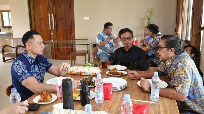 Kisah Andris Fajar, Diundang Makan Siang Dadakan oleh AHY Berkat Komentarnya di Twitter