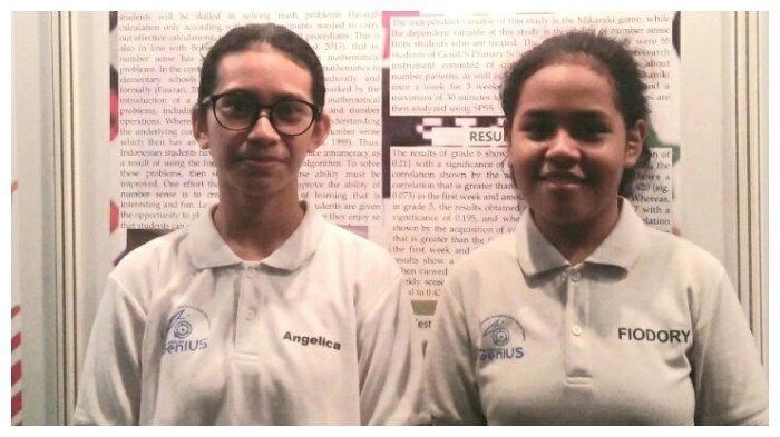 Selamat! Dua Pelajar Asal Ambon Ukir Prestasi di Kancah Internasional dalam Bidang Ini