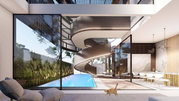 Megah! Intip Desain Rumah Baru Ayu Ting Ting Berikut Ini, Bak Hotel Berbintang