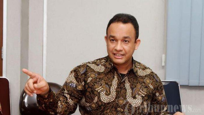 Anies Baswedan Masih Akan Kaji Pengetatan Perkantoran Saat PSBB untuk Hormati Kritik Menteri Jokowi