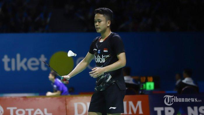 Jadwal Hong Kong Open 2019: Minions, The Daddies hingga Anthony Ginting Main Hari Ini