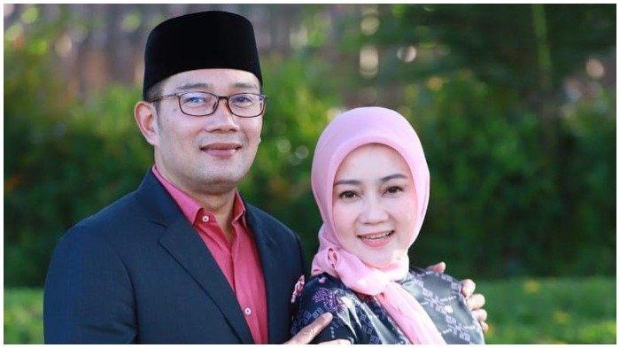 Atalia Prarataya Positif Covid-19, Terharu Saat Ridwan Kamil Setia Berjaga hingga Larut Malam