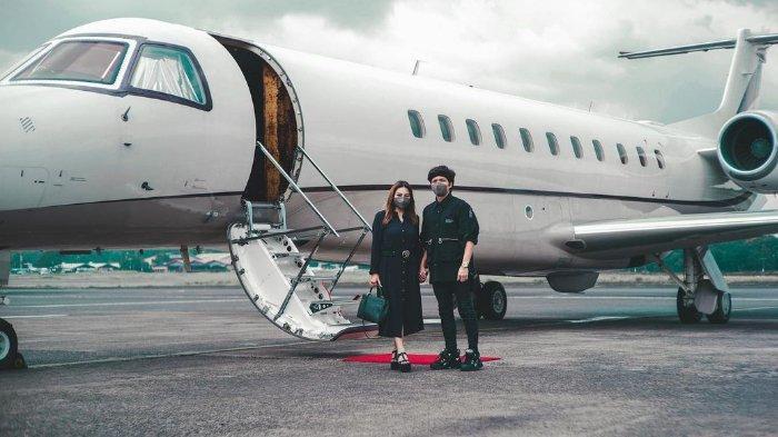 Beri Kejutan Aurel Hermansyah Saat Honeymoon, Atta Halilintar: Sampai Air Mata Masuk Lagi ke Mata