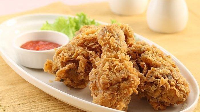 Rahasia Bikin Ayam Goreng Tepung Crispy, Coba Pakai Campuran Tepung Ini, Mana Paling Renyah?