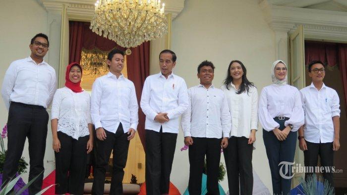 3 Perusahaan Stafsus Milenial Jokowi Ini Sempat Kesandung Kontroversi, dari Amartha sampai Ruangguru