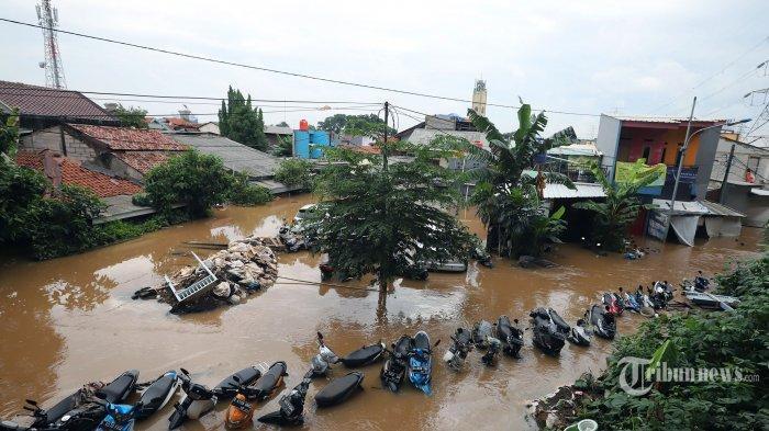 BNPB Catat 9 Orang Meninggal akibat Banjir di Jabodetabek, Berikut Daftarnya
