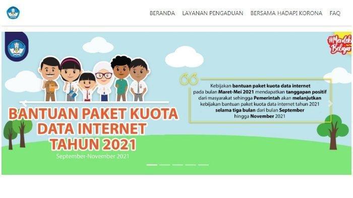 Cair 11-15 Oktober 2021, Ini Cara Cek Bantuan Kuota Internet di Telkomsel, XL, Axis hingga Indosat
