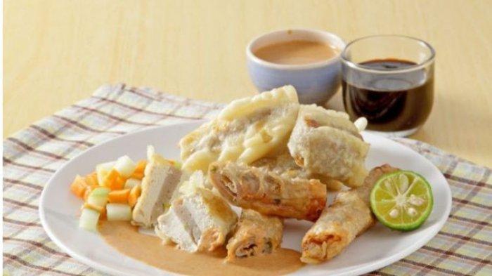 Resep Buka Puasa Camilan Praktis dan Lezat: Hotang dan Batagor Tuna Gulung