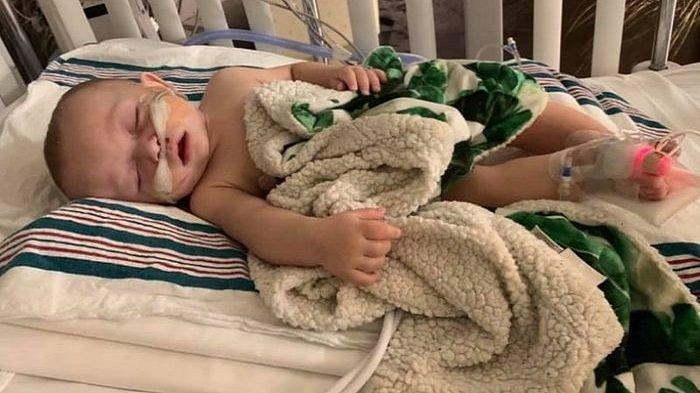 Bayinya Nyaris Meninggal karena Virus Ini, Seorang Ayah Ingatkan 'Cuci Tangan Sebelum Sentuh Bayi'