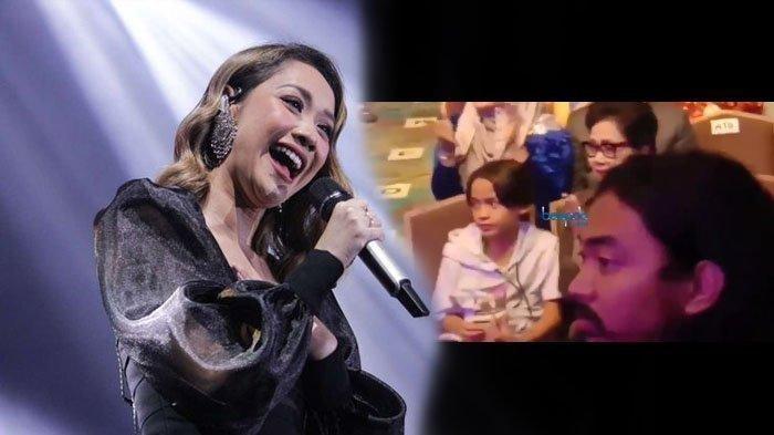Nyanyi Lagu 'Cinta Sejati', BCL Sempat Terhenti hingga Lakukan Ini ke Noah dari Atas Panggung