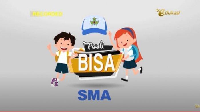 Jawaban Soal SMA/SMK TVRI Jumat (7/8/2020): Bagaimana Caranya Tetap Bahagia Walaupun di Rumah Saja?