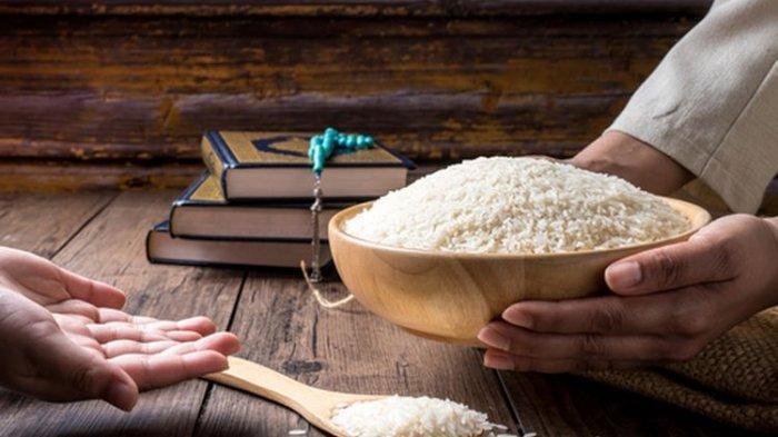 Bacaan Niat Zakat Fitrah untuk Diri Sendiri dan Keluarga, Dilengkapi Tulisan Arab dan Terjemahannya