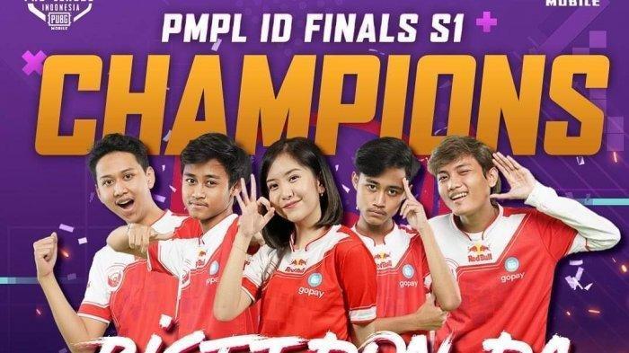 Selamat! Tim Indonesia Bigetron RA Juarai PUBG Mobile World League, Kantongi Lebih dari Rp 2 Miliar