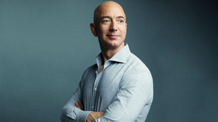 Kekayaan Jeff Bezos Bertambah Rp 180 Triliun Dalam 15 Menit Gara-gara Saham Amazon Melonjak