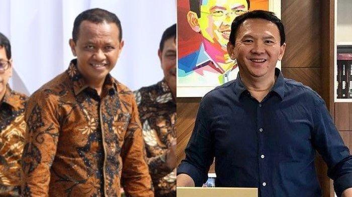 Isu Reshuffle Kabinet Menguat, Nama Bahlil Lahadalia dan Ahok Masuk Bursa Calon Menteri Investasi